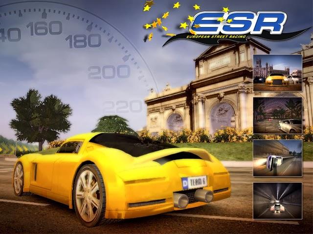 قوى العاب السيارات الرائعة European Street Racing كاملة مجانا وحصريا تحميل مباشر European+Street+Racing