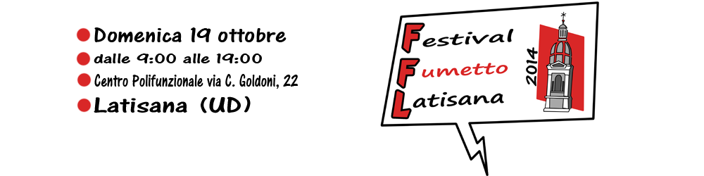 Festival del Fumetto Città di Latisana