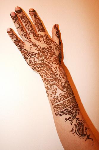 Single Flower Mehndi Designs : Beautiful single hand mehndi designs mehendi