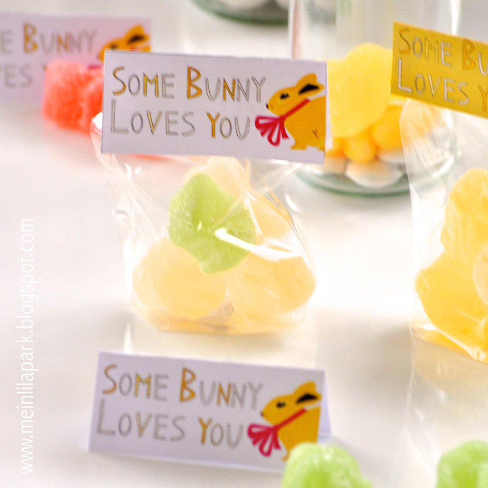 Free printable easter bag toppers ausdruckbare osteretiketten looking for more free printable easter gifts and decorations just click negle Gallery