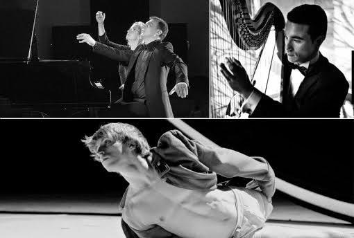 Música y danza sobre Salvador Dalí en Sant Pere de Rodas