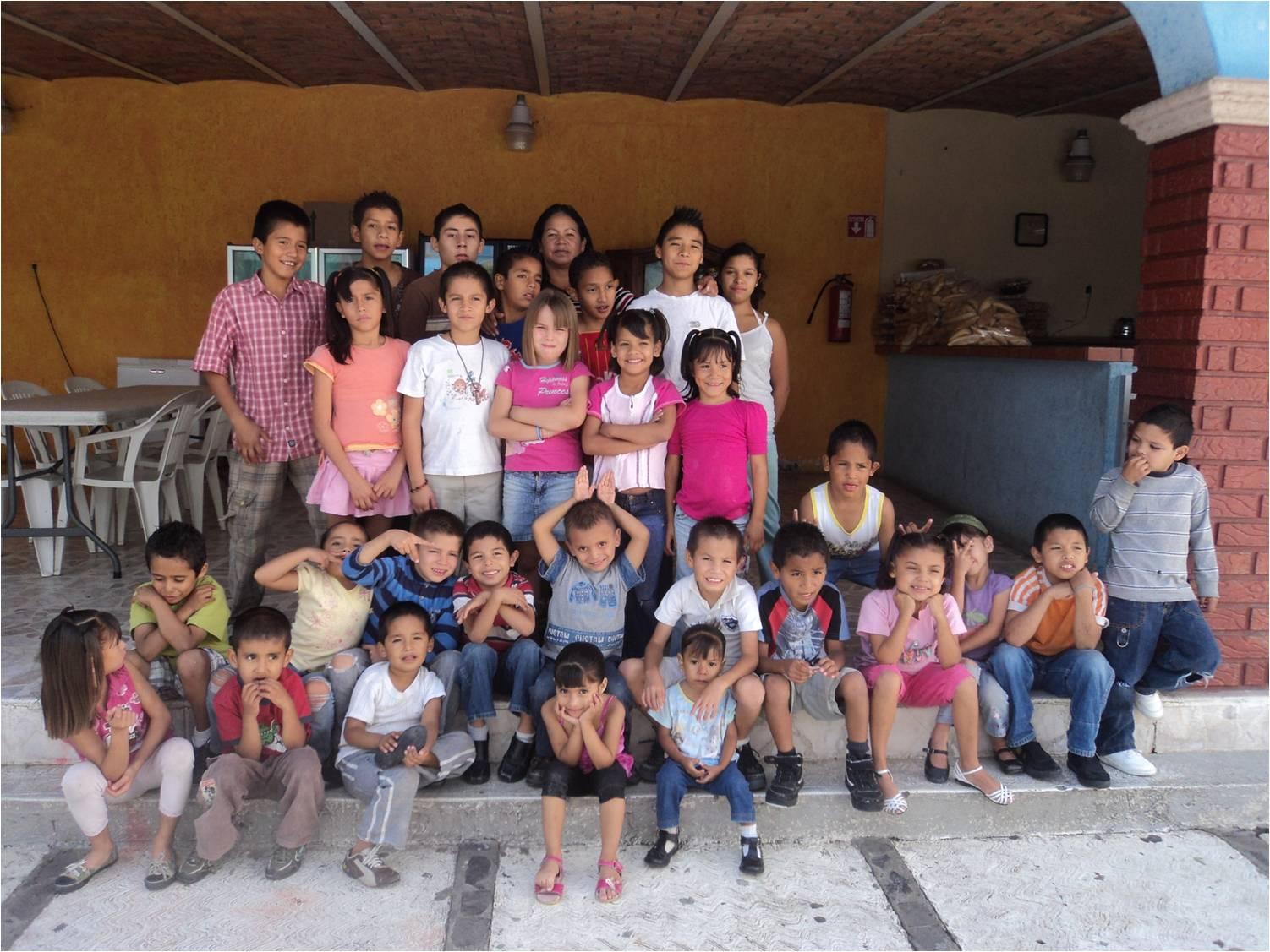 Acción Ciudadana Tec en GDL: Hogar un cielo para un ángel