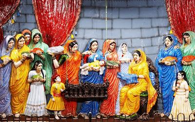 Birth of Nacimiento de Chhatrapati Shivaji Maharaj - Imperio  Maratha - Religiones de La India