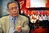 Pengerusi Suruhanjaya Pilihan Raya (SPR), Tan Sri Abdul Aziz Mohd Yusoff