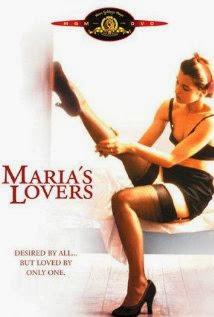Maria's Lovers (released in 1984) - Starring Robert Mitchum, Natassja Kinski, and John Savage