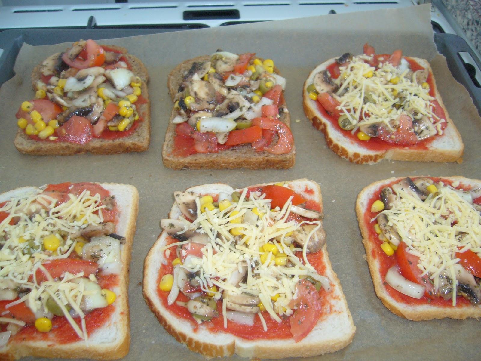 Oyle Uzun Zaman Olmus Ki Kolay Ekmek Pizzasi Cananin Mutfagi