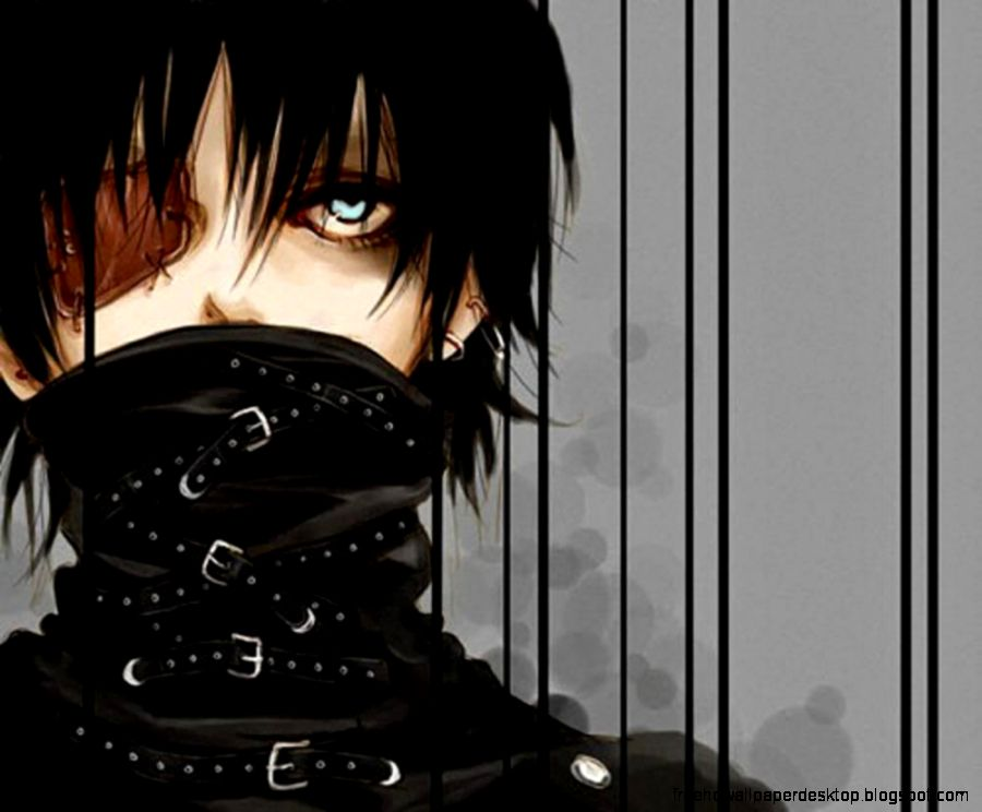 Emo Anime Boy | Free High Definition Wallpapers