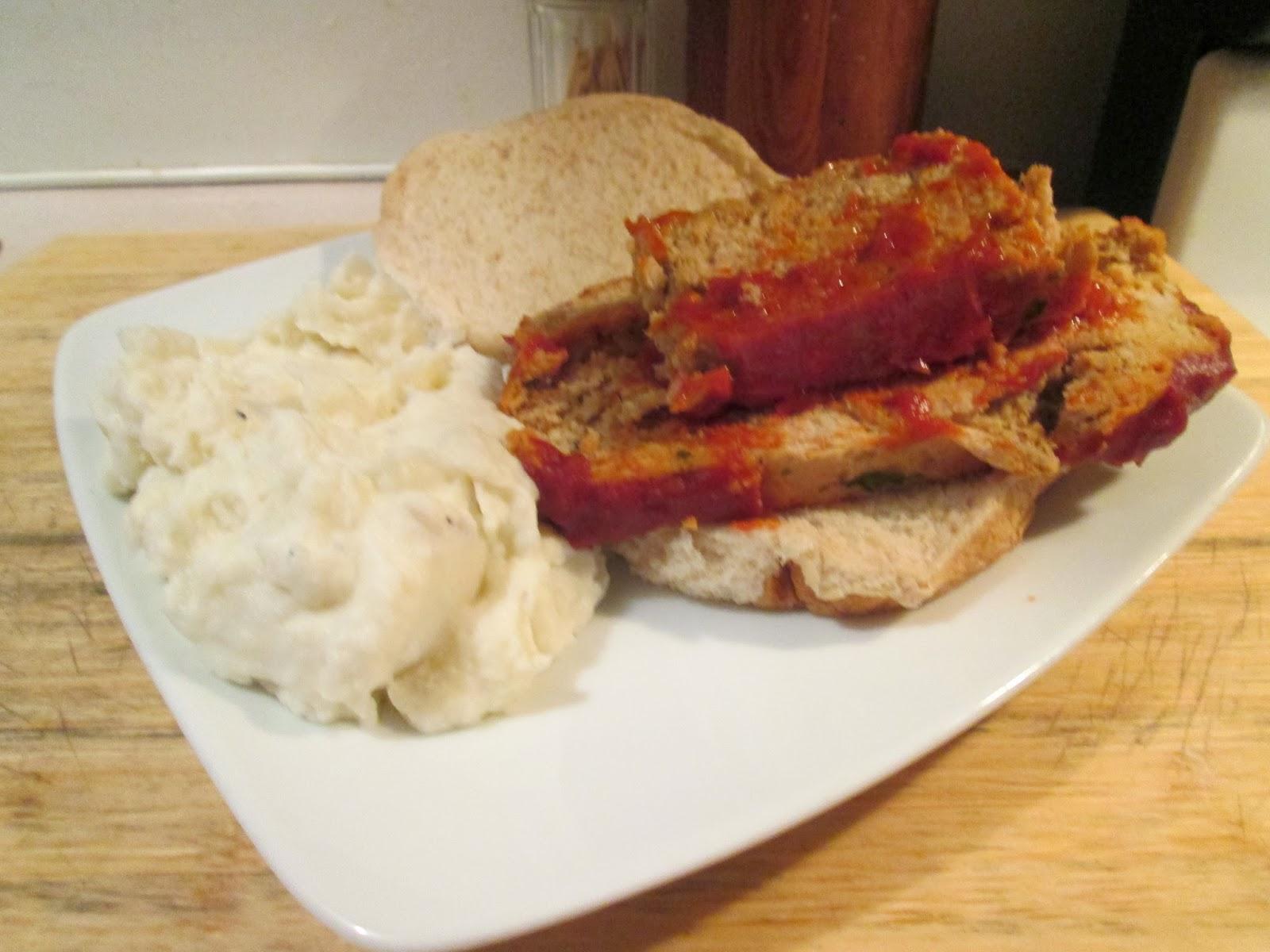 Turkey Meatloaf Sandwich i Love This Turkey Meatloaf