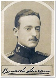 Teniente Bernardo Lazcano Rengifo