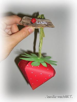Kindergeburtstag Einladung Erdbeer
