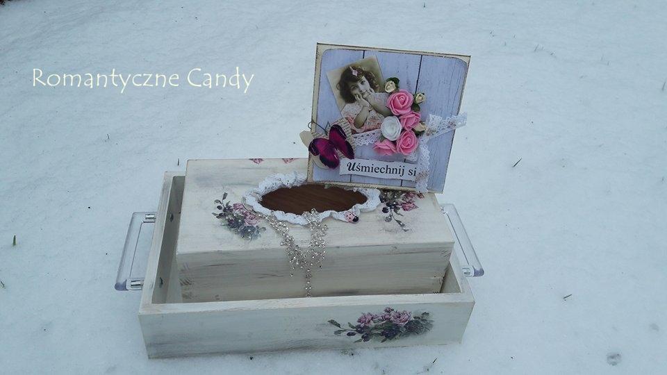 Romantyczne candy u Reni