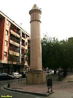 La Torre d'Aigües del carrer de Cartellà. Autor: Carlos Albacete