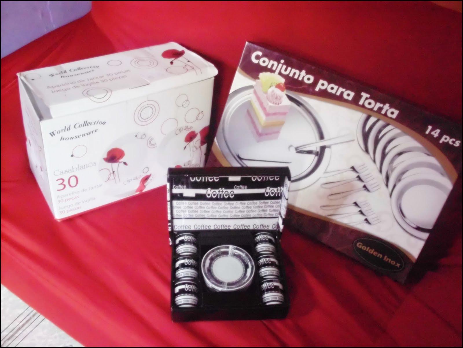 Olha meus presentes de noivado tem mais e também foi no dia do meu  #78101E 1600x1202