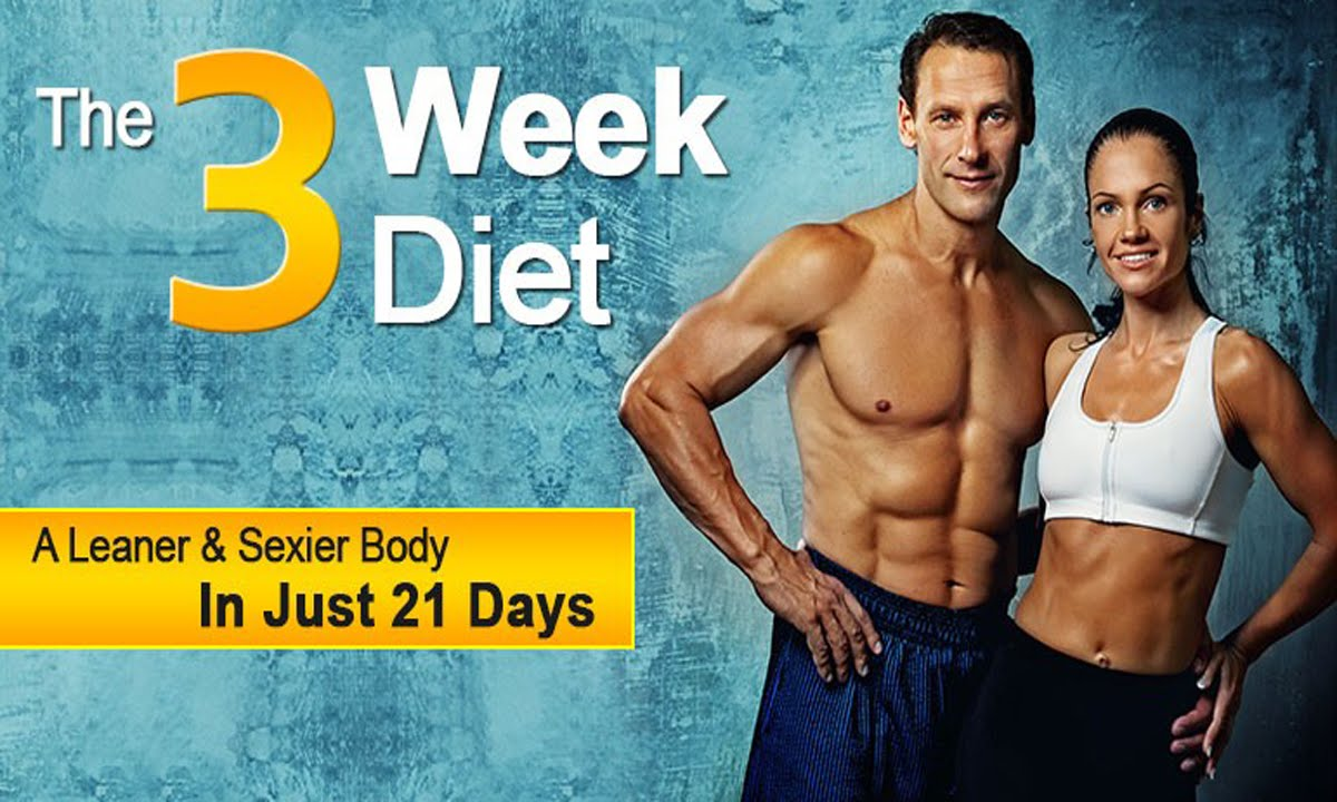 3 Week Diet - Great Compelling Video & Product