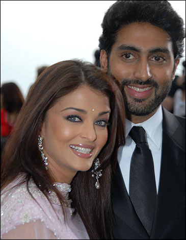 Aishwarya Rai and Abhishek Bachchan expecting first baby