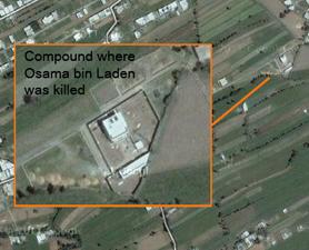 Abbotabad Pakistán Osama Bin Laden