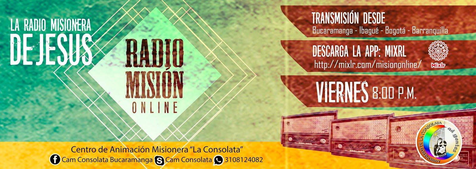 Radio Misión Online