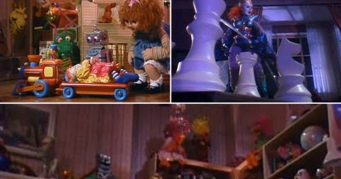 Tem Na Web - Conhece esse? The Christmas Toy