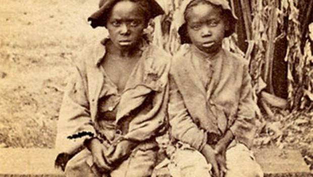 Post-Traumatic Slave Disorder