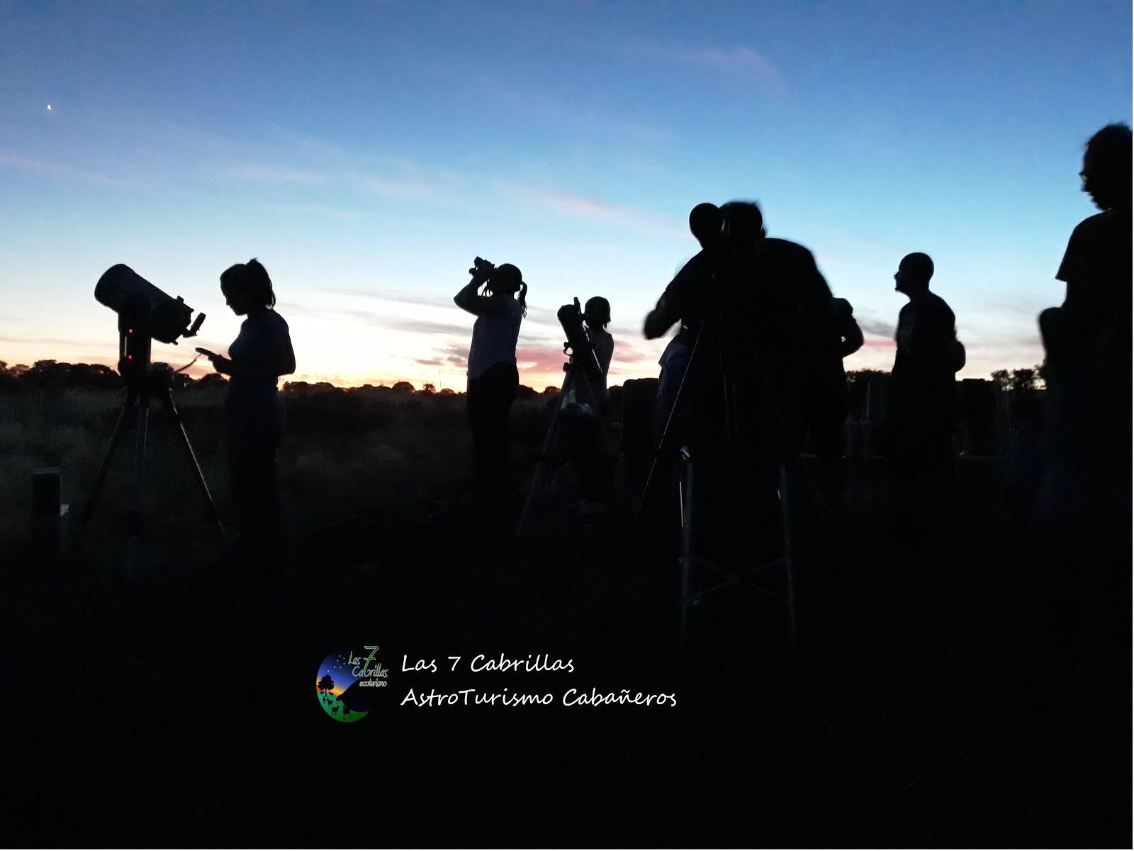 Noches astronómicas