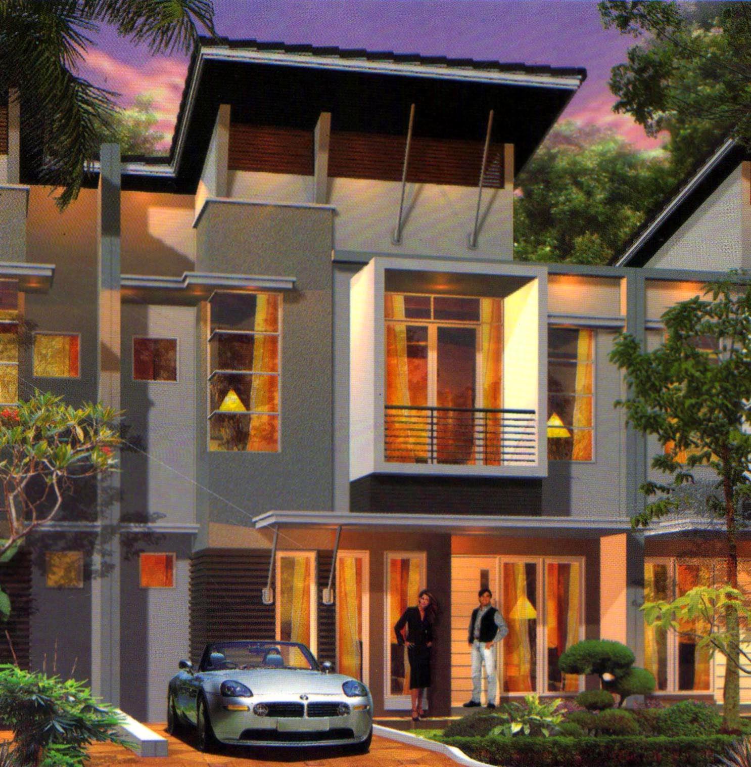warna rumah minimalis yang sesuai dengan kepribadian anda