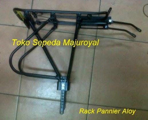 Bike Rack Pannier