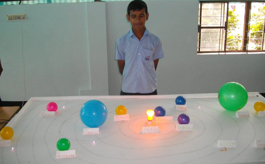 science solar system projects - photo #18