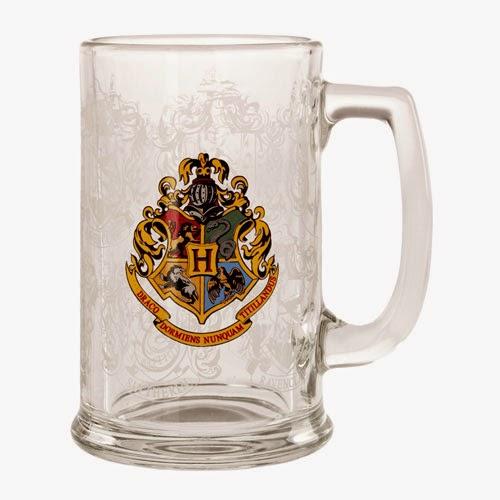 Harry Potter Glass Mug