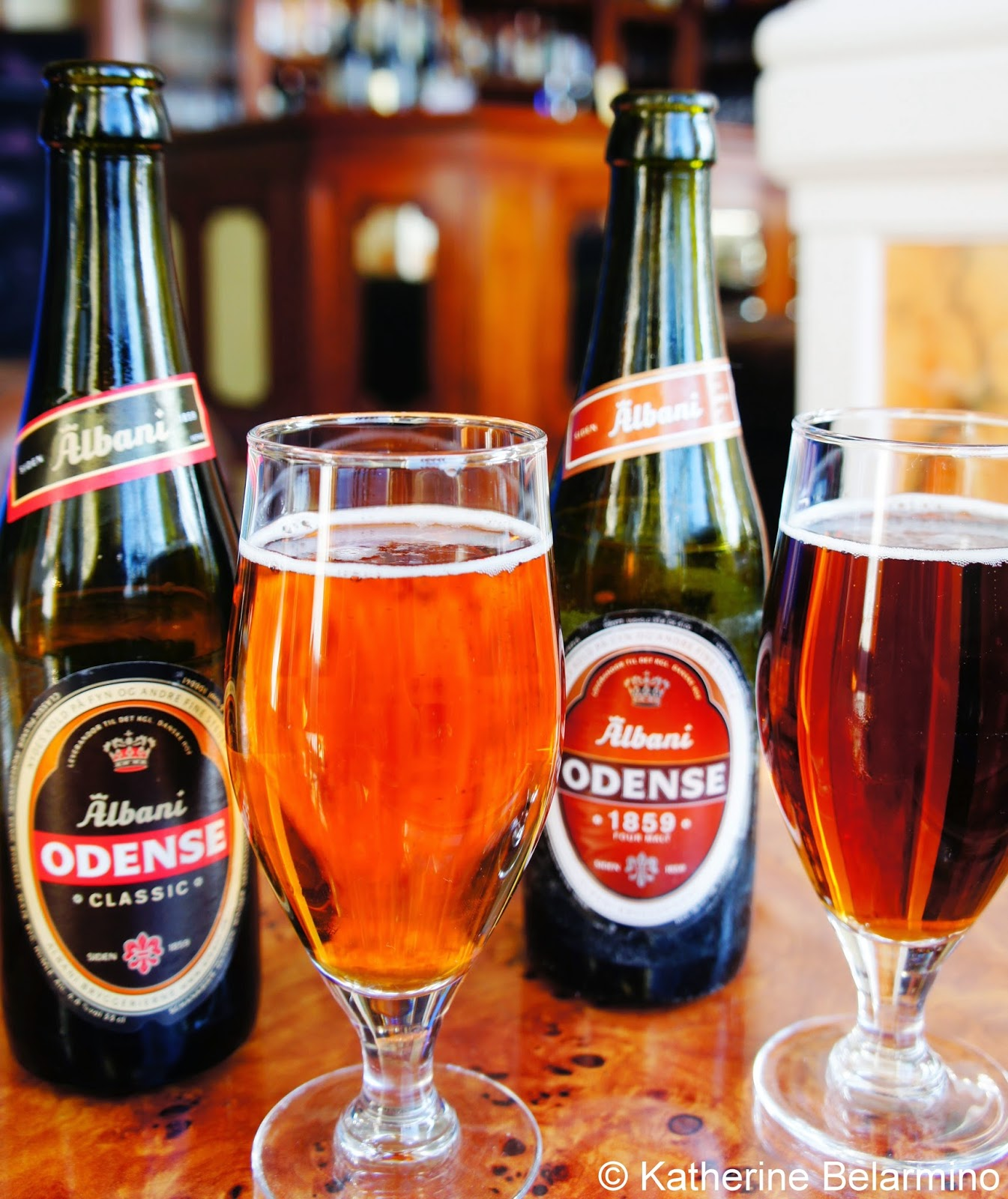 Albani Danish Beer Odense Denmark