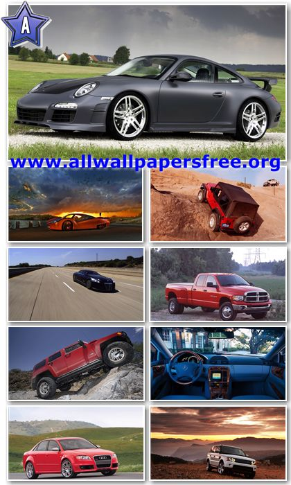 100 Impressive Cars HD Wallpapers 1366 X 768 [Set 28]