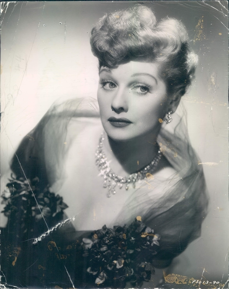 A Blog About Lucille Ball June 2012