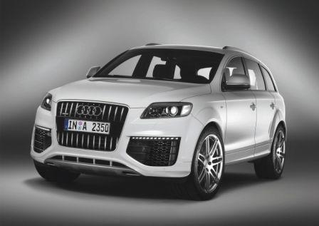 Audi Q7 2011 Price. 2011 Q7#39;s prices are expected