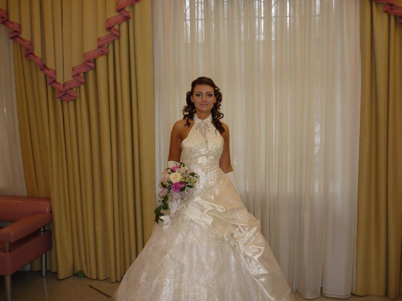 Американка свадебное платье