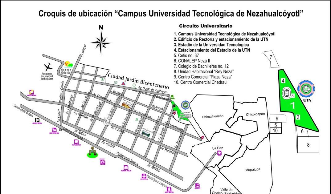 Universidad tecnol gica de nezahualcoyotl for Cd jardin nezahualcoyotl