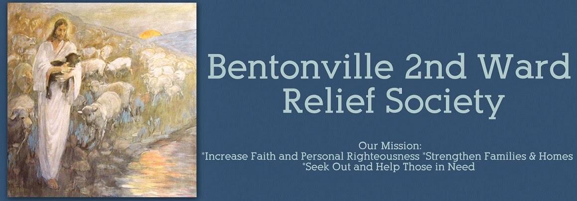 Bentonville 2nd Ward Relief Society