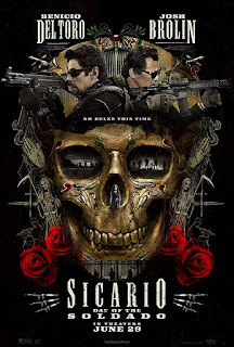 Sicario: Day of the Soldado (2018) Movie (English) HDCAM [850MB]