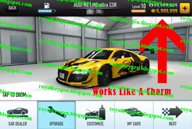 download it because otherwise your CSR Racing Hack Tool won't work