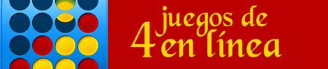 Juegos de 4 en línea