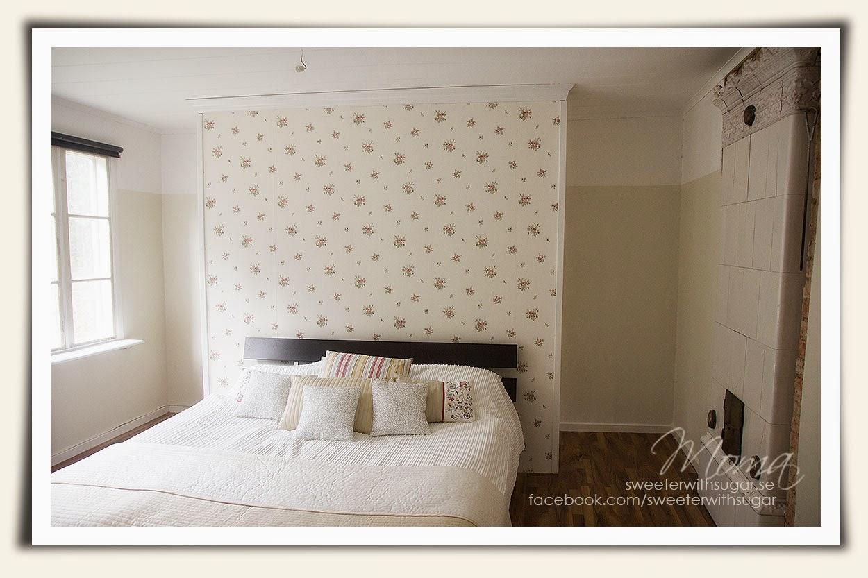 Vintage master bed room
