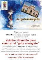El gato maragato visitará MADRID