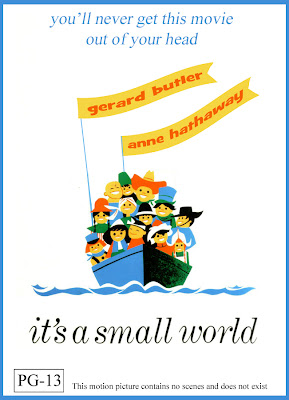 Small World fake movie poster