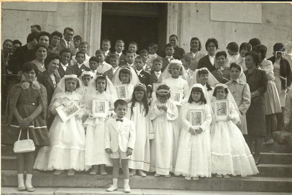 Prima Comunione 23-09-1962