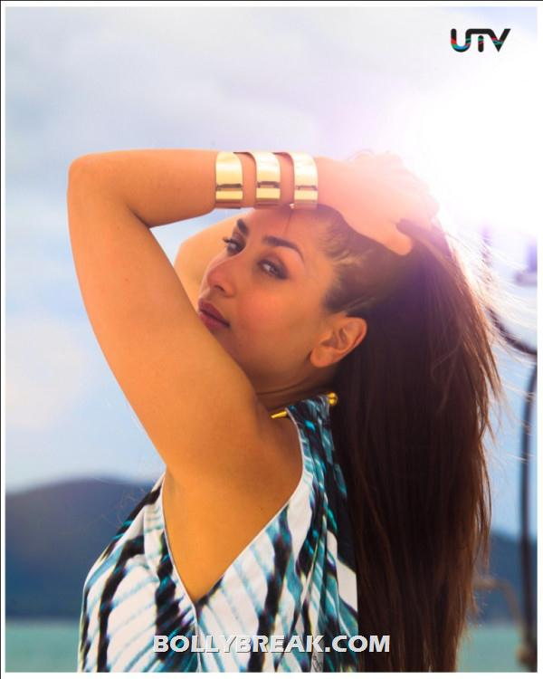 Kareena kapoor Heroine still - Kareena kapoor Heroine movie still - unseen