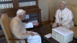 Benedict XVI and Francis