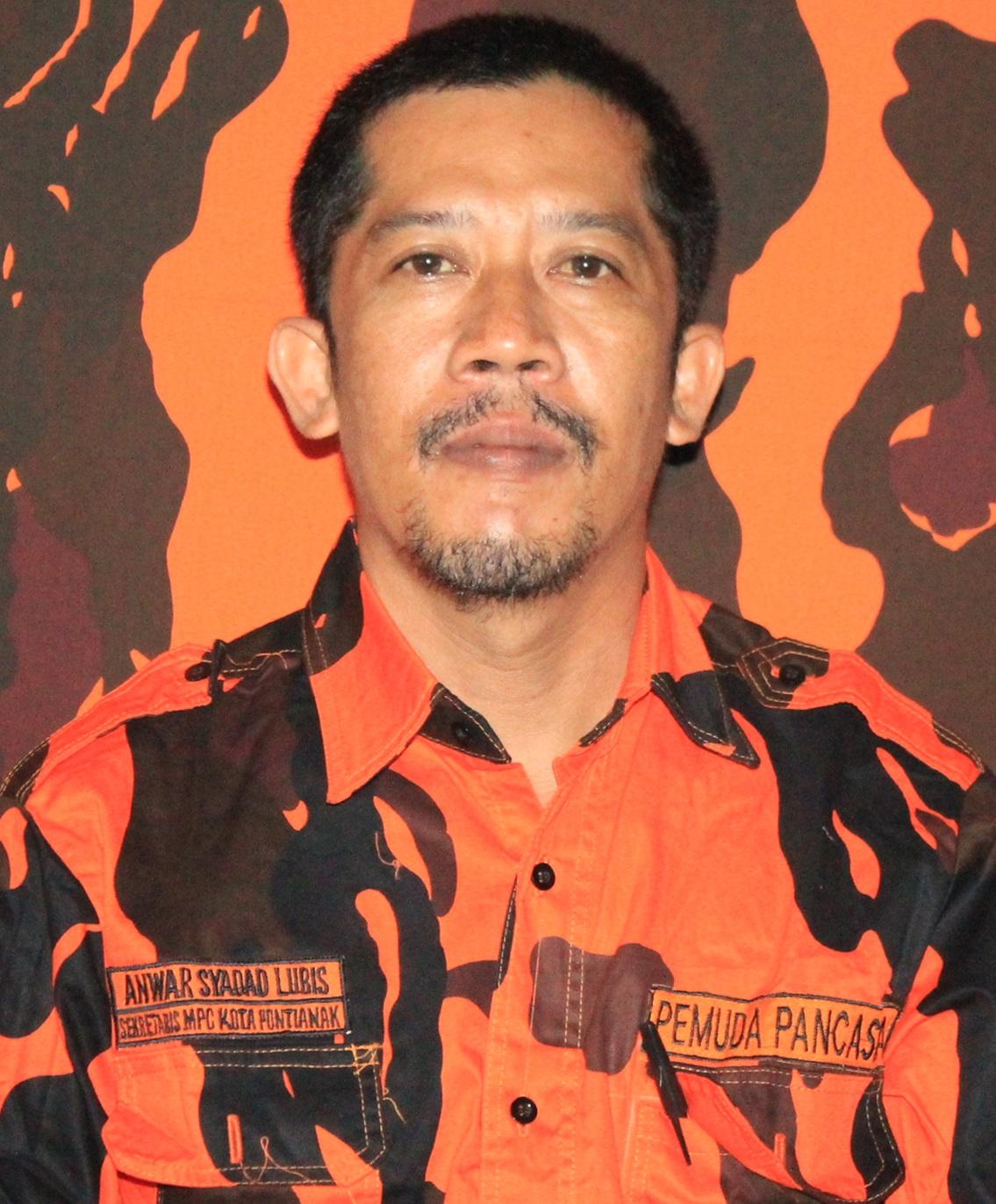 Sekretaris MPC Pemuda Pancasila Kota Pontianak