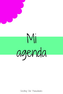 agenda gratis imprimible