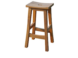 Mesas y sillas retro mobiliario vintage de estilo - Taburetes rusticos ...