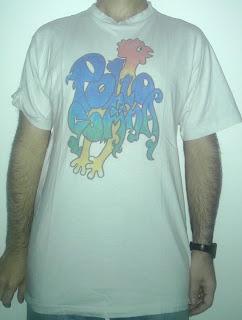 227 - pollodigomma pollo di gomma maglietta t-shirt homemade regalo fatta a mano