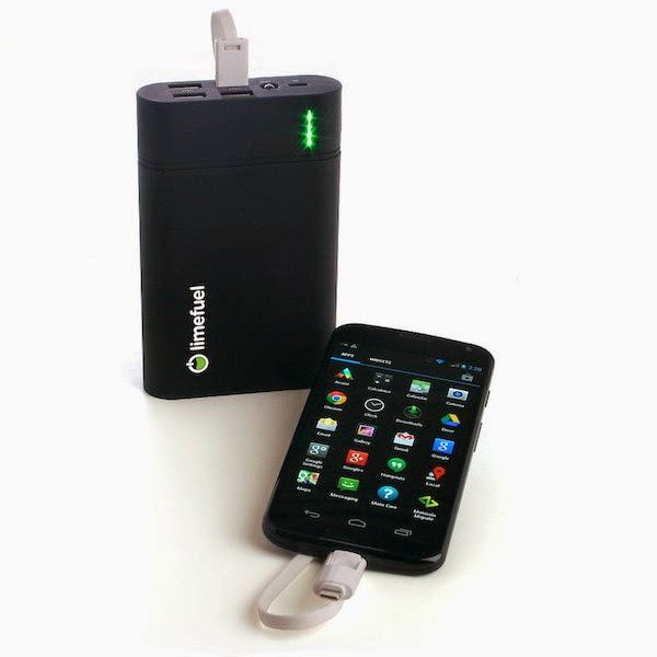 6. Limefuel Blast Pro Power Bank