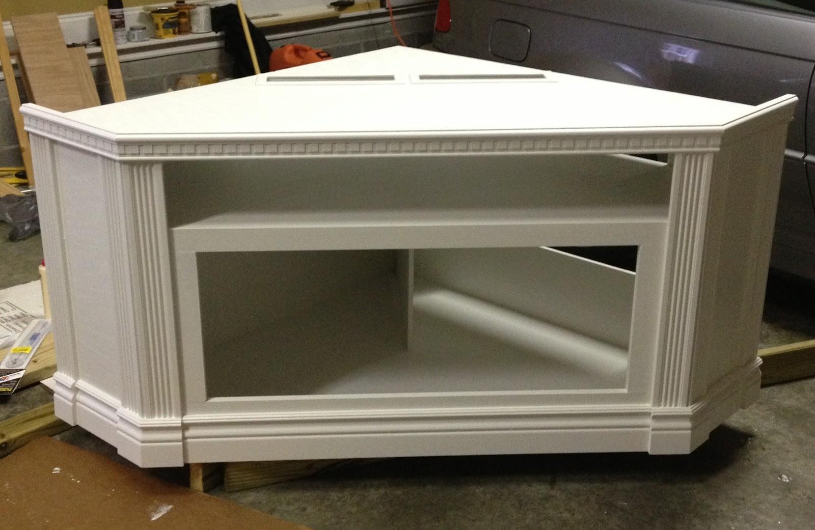 think make live love homemade tv stand. Black Bedroom Furniture Sets. Home Design Ideas